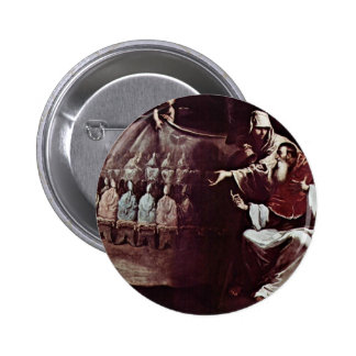 Pope Paul Iii. Inspired By Faith In The Ecumenical Pinback Buttons