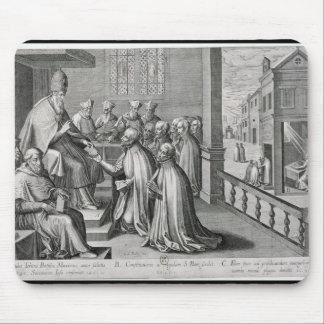 Pope Paul III Mouse Pad