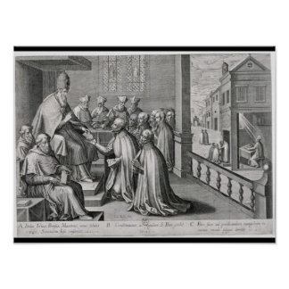 Pope Paul III Poster