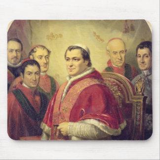 Pope Pius IX  1847 Mouse Pad