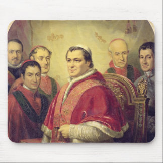 Pope Pius IX  1847 Mousepads