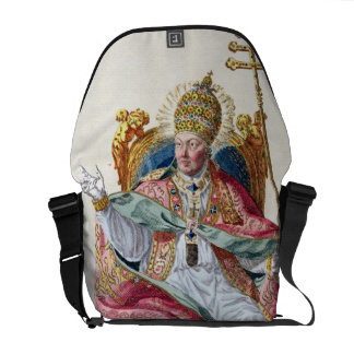 Pope Pius VI (1717-99) from 'Receuil des Estampes, Messenger Bags