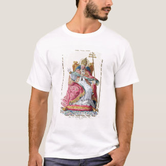 Pope Pius VI (1717-99) from 'Receuil des Estampes, T-Shirt