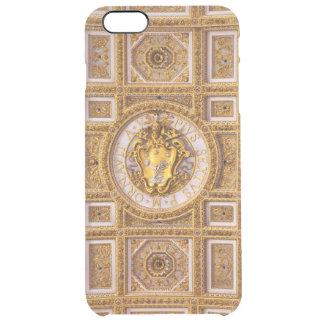 Pope Pius VI (Pius Sextus) Clear iPhone 6 Plus Case