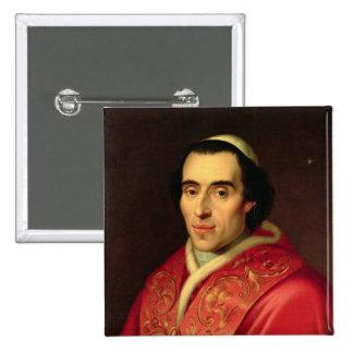 Pope Pius VII Button