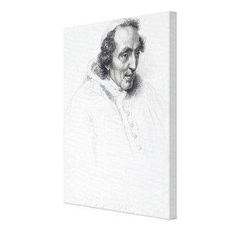Pope Pius VII Canvas Print