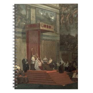 Pope Pius VII (Luigi Barnaba Chiaramonti) (1742-18 Notebook
