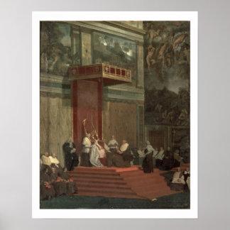 Pope Pius VII (Luigi Barnaba Chiaramonti) (1742-18 Poster