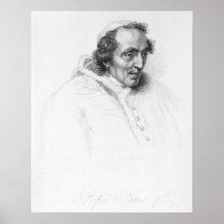 Pope Pius VII Poster