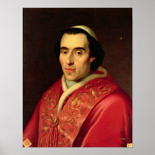 Pope Pius VII Posters