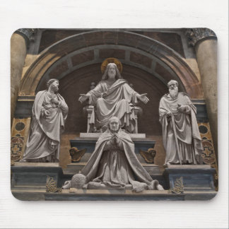 Pope Pius VIII Monument Mouse Pad
