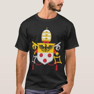 Pope Pius XI Coat of Arms t-shirt