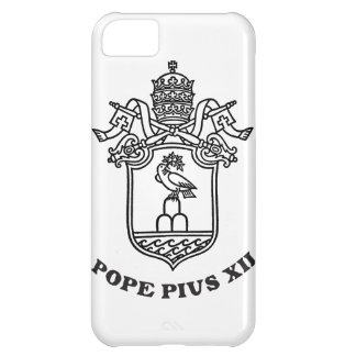 Pope Pius XII arms Cover For iPhone 5C