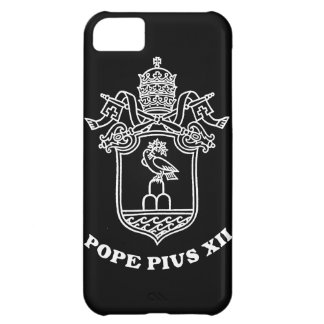 Pope Pius XII arms iPhone 5C Case