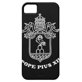 Pope Pius XII arms iPhone SE/5/5s Case