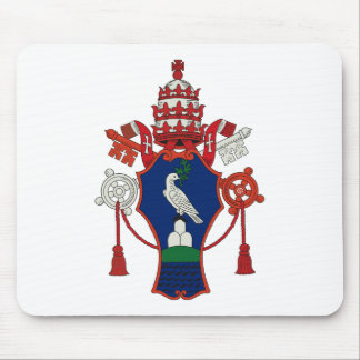 Pope Pius XII Mousepad