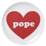 Pope Plates