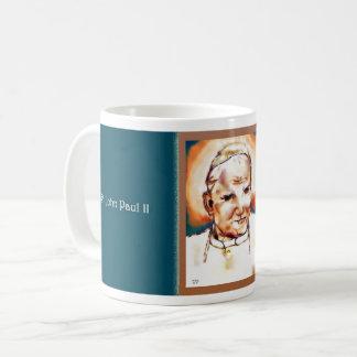 Pope Saint John Paul II mug