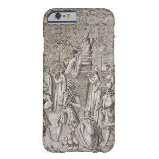 Pope Sixtus V (1521-90) is carried to the Ceremony Barely There iPhone 6 Case