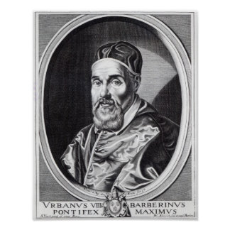 Pope Urban VIII Poster