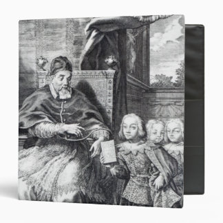 Pope Urban VIII with his nephews Binder