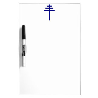 Pope's Cross Dry-Erase Board
