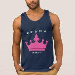 POPGAY Design Fabulous Collection – Drama Queen Tank Top