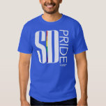POPGAY Design Pride Collection – San Diego T-Shirt