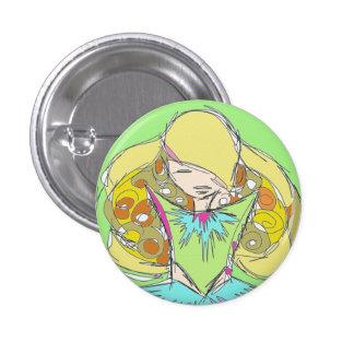 PopGirl 1 Button