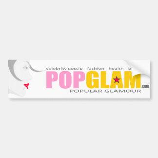 Popglam.com Bumper Sticker