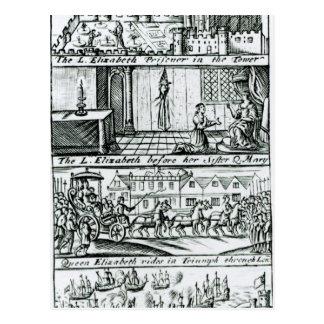 Popish Plot, 1588 Postcard