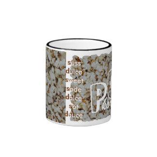 Popkorn heart ringer mug
