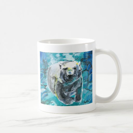 Poplar Bear 1 Coffee Mug