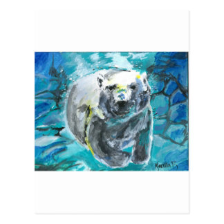 Poplar Bear 1 Postcard