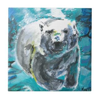 Poplar Bear 1 Tile