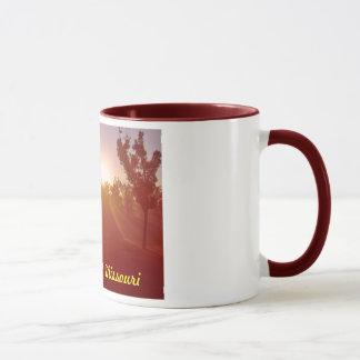 Poplar Bluff Missouri Morning fog Mug