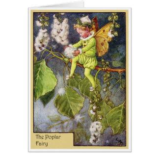 Poplar Fairy Greeting Cards