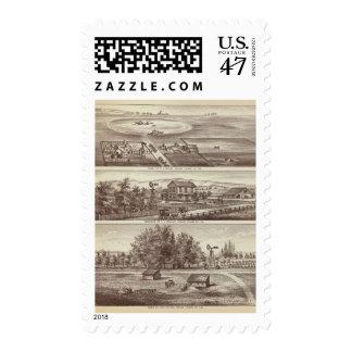 Poplar ranches postage