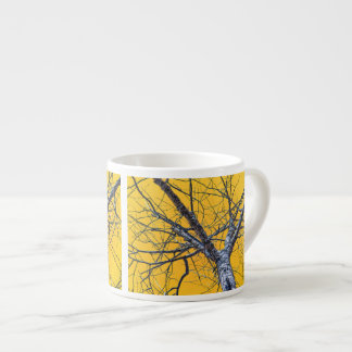 Poplar Tree Crown Espresso Cup