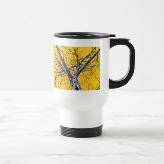 Poplar Tree Crown Travel Mug