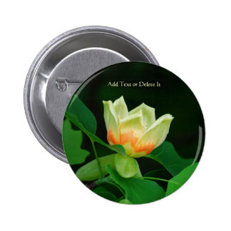 Poplar Tree Tulip button