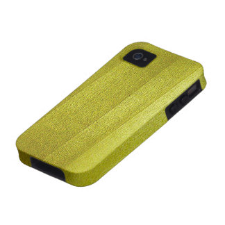 Poplar Wood Grain iPhone 4/4S Cover