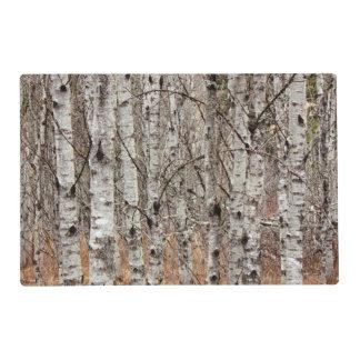 Poplar Woodlot Placemat
