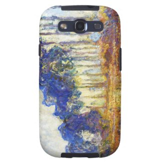 Poplars on the Banks of the River Epte Monet Galaxy S3 Case