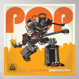 Popmonster Poster