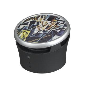 Popova's art bluetooth speaker
