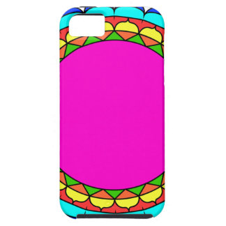 Popper rosado funda para iPhone SE/5/5s