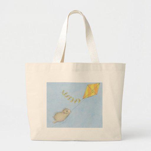Poppets® pequenito - bolsa tela grande