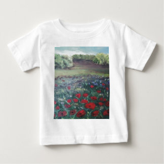 poppie field baby T-Shirt