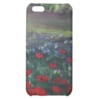poppie field iPhone 5C cases
